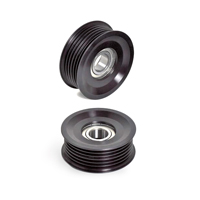 Car Deflection pulley MERCEDES-BENZ A-Class (W169) Top quality for a top price