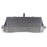 Turbo intercooler for BMW