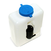 Windscreen washer reservoir for TOYOTA YARIS