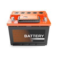 Car Battery for FIAT