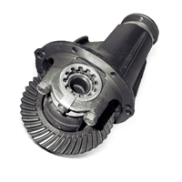 Differential for FIAT