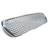 Car Front grill NISSAN Qashqai / Qashqai+2 I (J10, NJ10) Top quality for a top price