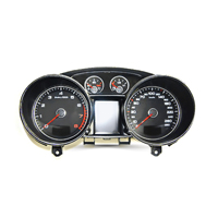 Dashboard for PORSCHE