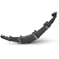 Leaf spring for SAAB