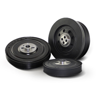 Crankshaft pulley BMW 6 Coupe (E63)