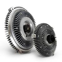 Fan clutch for VW