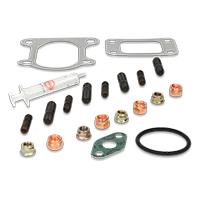 Mounting kit charger for VW