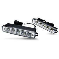 Daytime running light for HONDA CIVIC 8 Hatchback (FN, FK)