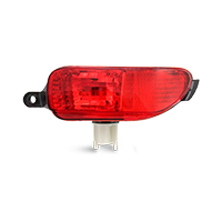 Rear fog lights for SSANGYONG