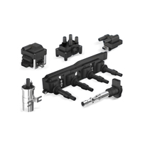 Car Ignition coil PEUGEOT 206 Hatchback (2A/C) Top quality for a top price