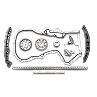 Car Timing chain kit MERCEDES-BENZ ML-Class (W164) Top quality for a top price