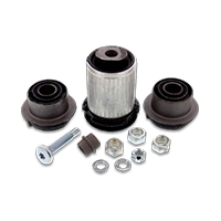 SASIC Control arm repair kit front and rear - Top quality for a top price
