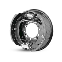 Drum brake for BMW