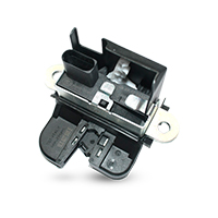 Tailgate lock for SSANGYONG