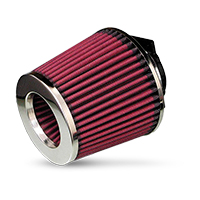 Sports air filter for VW