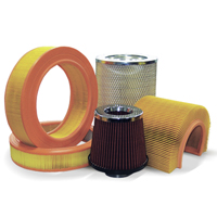 Air filter for SSANGYONG