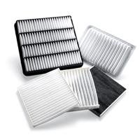 Pollen filter for SSANGYONG
