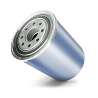 Oil filter MERCEDES-BENZ C-Class Saloon (W204)