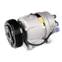 AC compressor for PEUGEOT
