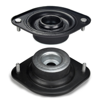 Strut mount for SAAB
