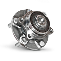 Wheel hub for JEEP GRAND CHEROKEE 4 (WK, WK2)