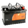 Starterbatterie Polanordnung: DX mit OEM-Nummer FE0518520