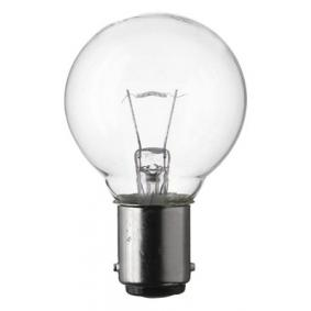 Крушка с нагреваема жичка, задни светлини за мъгла