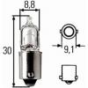 Bulb, reverse light