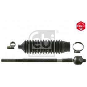 Reparatursatz, Axialgelenk Spurstange für TWINGO 2 (CN0) 1.5dCi 90 K9K 820 Motorcode