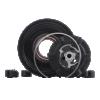 Elektromagnetická spojka, kompresor klimatizace