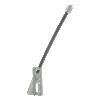 TEXTAR  44117200 Seilzug, Feststellbremse Länge: 1645/1043mm