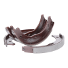 PROTECHNIC  PRS0598 Brake Shoe Set, parking brake Width: 20mm