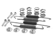 Accessory Kit, brake shoes PANDA (169) 1.2 188 A4.000 engine code