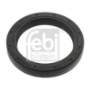 Shaft Seal, manual transmission flange