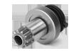 Γρανάζια σφόνδυλου αδρανείας, εκκινητής Για MICRA 2 (K11) 1.3i 16V CG13DE κωδικός κινητήρα