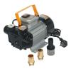 Saugpumpe, Kompressor-Öl