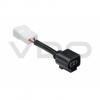 Adapter, Waschwasserpumpe-Scheibenreinigung 1J0973722A