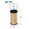 Filtre, ventilation du carter-moteur