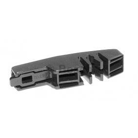 Adapter, wiper blade