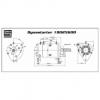 Startergenerator 3730023600