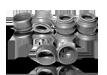 Anillo de junta, vástago de válvula 130.860 ELRING Altura: 10mm