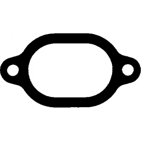 Dichtung, Kühlmittelflansch für CRAFTER 30-50 Kasten (2E_) 2.5TDI BJL Motorcode