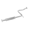 OEM Middle Silencer 26.72 from POLMO