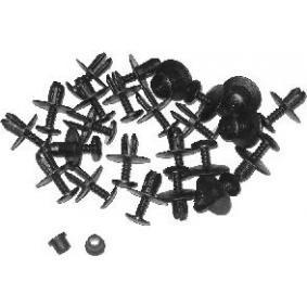 Монтажен комплект, капак на двигателя за Golf 5 (1K1) 1.9TDI BXE код на двигателя