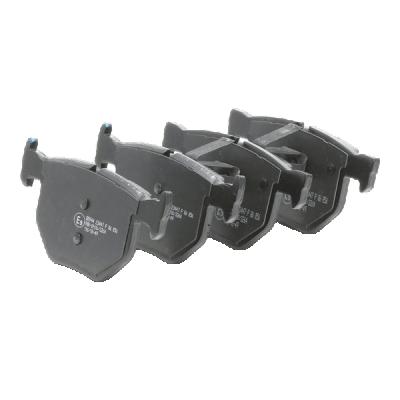 Brake Pad Set, disc brake Article № SKBP-0011345 £ 140,00