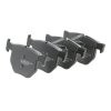 ICER  142284 Brake Pad Set, disc brake Height: 67,4mm, Thickness: 20,7mm