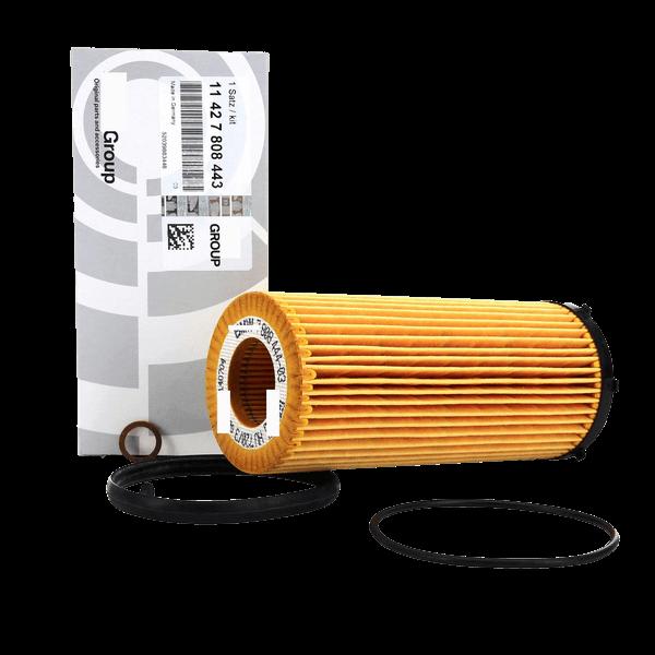 originale RIDEX 17165050 Filter-sæt