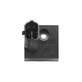 Датчик, клапа всмукателна тръба за Golf 5 (1K1) 1.9TDI BXE код на двигателя