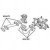 Rohrleitung, AGR-Ventil 11617504536