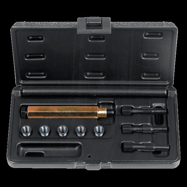 Gewindeschneidwerkzeugsatz, Glühkerze für CRAFTER 30-50 Kasten (2E_) 2.5TDI CEBA Motorcode